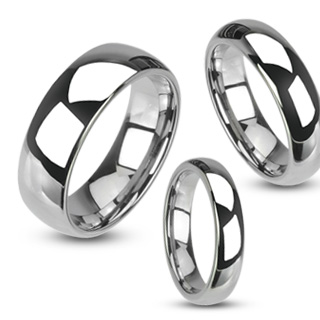 Wolframové snubní prsteny PNW-0030-8