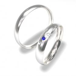 Snubní prsteny z chirurgické oceli 0140202148 (Snubní prsteny 0140202148)