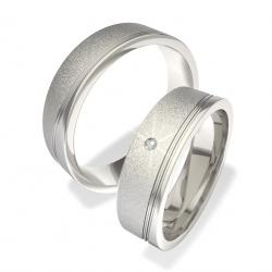 Snubní prsteny z chirurgické oceli 0140202156 (Snubní prsteny -0140202156)