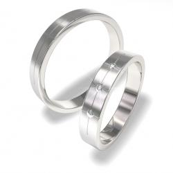 Snubní prsteny z chirurgické oceli 0140202034 (Snubní prsteny 0140202034)
