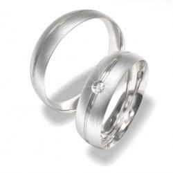 Snubní prsteny z chirurgické oceli 0140202016 (Snubní prsteny 0140202016)