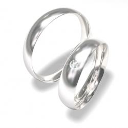Snubní prsteny z chirurgické oceli 0140202002 (Snubní prsteny 0140202002)