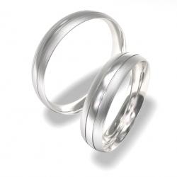 Snubní prsteny z chirurgické oceli 0140200012 (Snubní prsteny 0140200012)