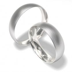 Snubní prsteny z chirurgické oceli 0140200005_2 (Luxusní Ocelové snubní prsteny 0140200005_2)