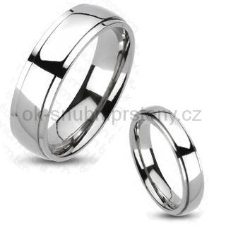 Snubní Titanové prsteny R-TM-3065 (Snubní prsteny R-TM-3065)