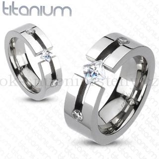 Snubní Titanové prsteny R-TM-3110 (Snubní prsteny R-TM-3110)
