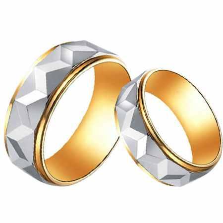 Luxusní wolframové prsteny WRY-1127 (Wolframové prsteny WRY-1127)