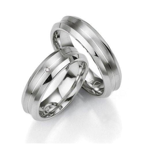 Snubní prsteny z chirurgické oceli OC1055