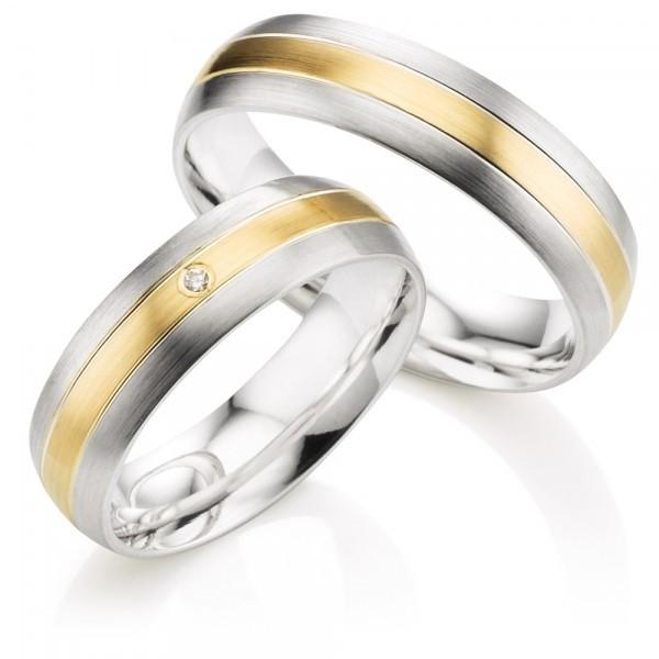 Snubní prsteny z chirurgické oceli OZ1012