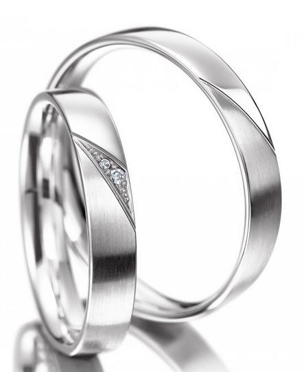 Snubni Prsteny Z Chirurgicke Oceli Oc1120