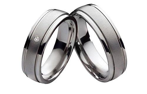 Wolframové snubní prsteny R-TU-208