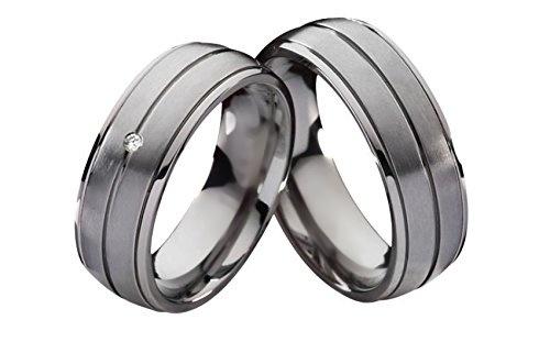 Wolframové snubní prsteny R-TU-209