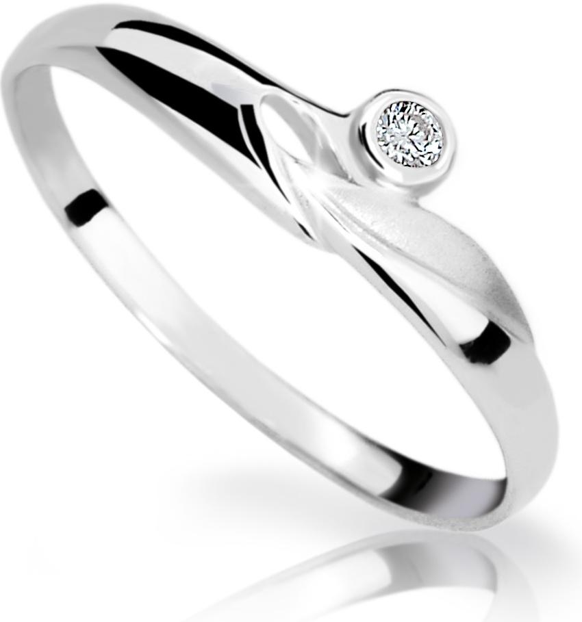 Briliantový prsten Danfil DF1231 (Rytí zdarma)