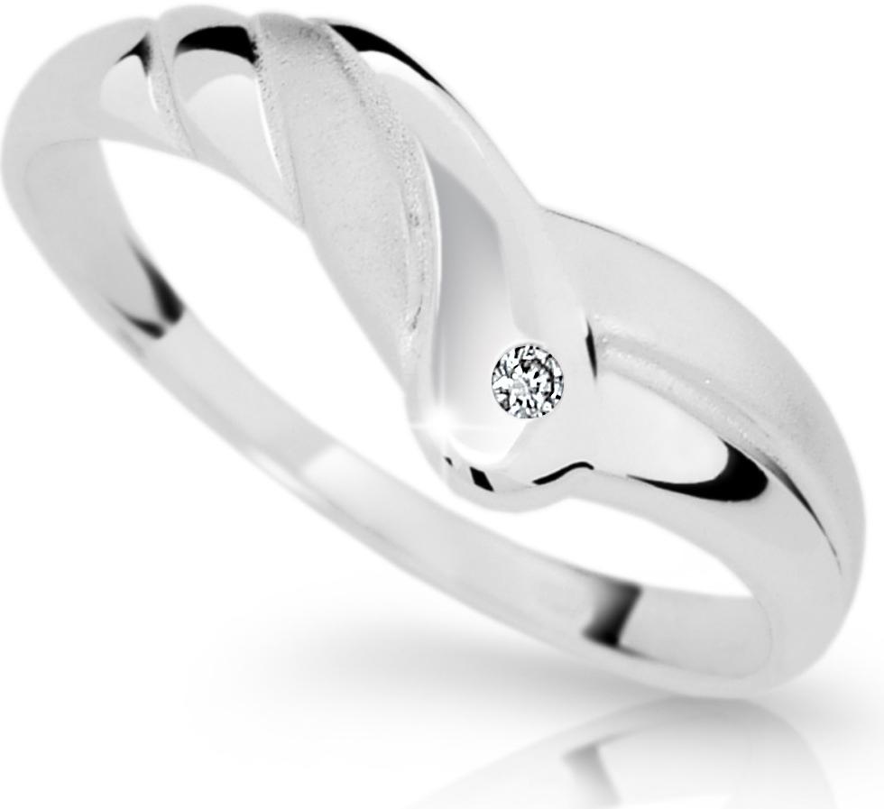 Briliantový prsten Danfil DF1841