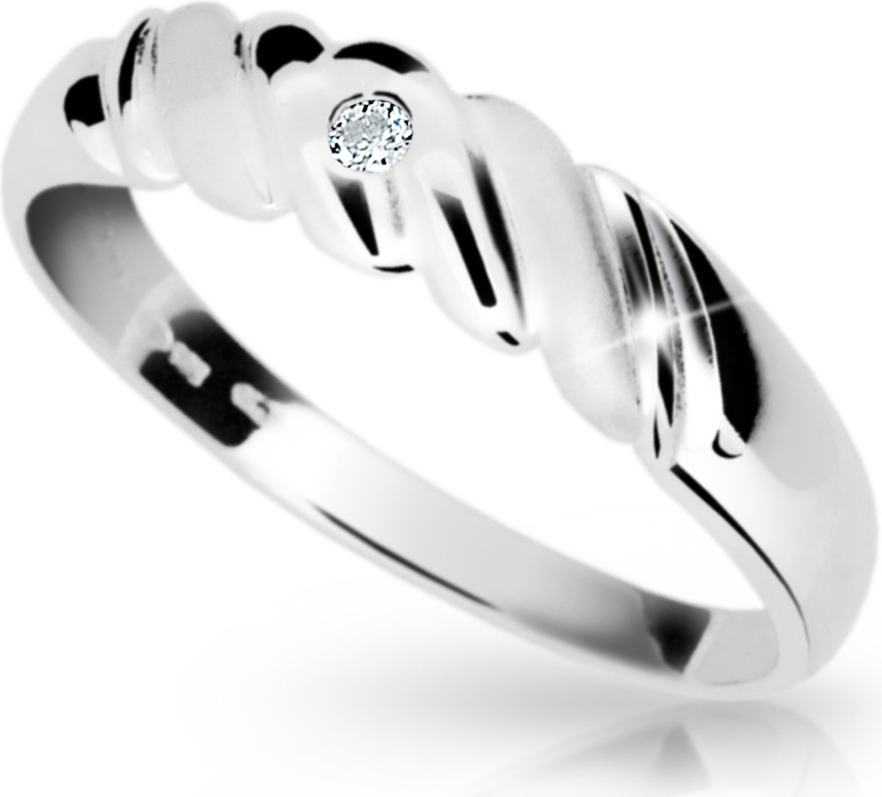 Briliantový prsten Danfil DF1207 (Rytí zdarma)