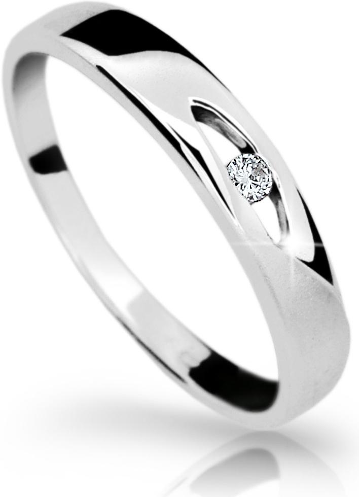 Briliantový prsten Danfil DF1281 (Rytí zdarma)