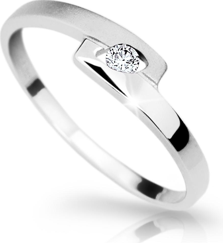 Briliantový prsten Danfil DF1284 (Rytí zdarma)