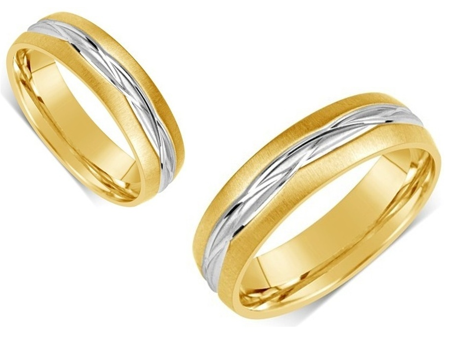 Snubní prsteny chirurgická ocel R-H0910