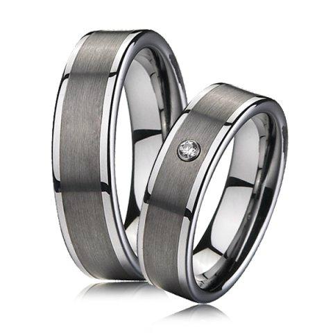 Wolframové svatební prsteny R-TU-097