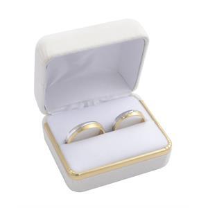 Sametová dárková krabička na snubní prsteny CD-3/A20/AU