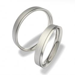 Snubní prsteny z chirurgické oceli 0140200028 (Snubní prsteny 0140200028)